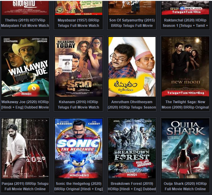 MovieRulz Alternatives