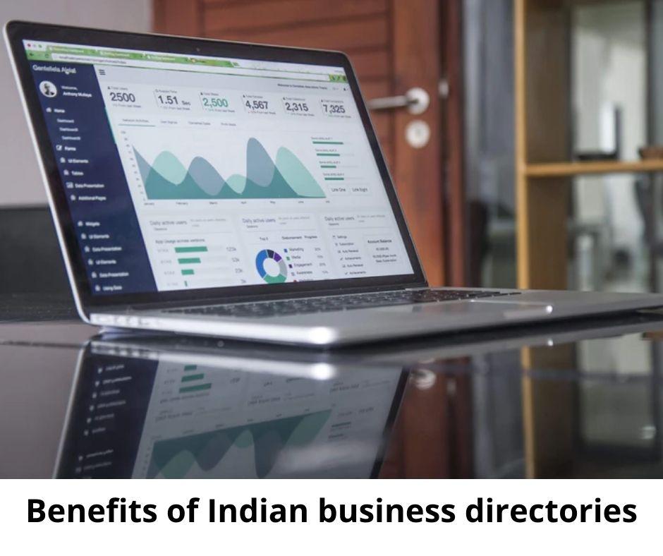 benefits of Indian business directories